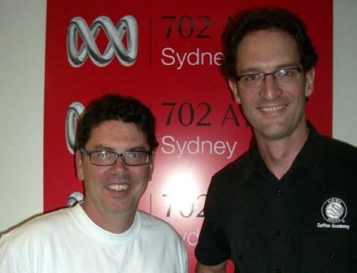 Listen to Matt Interviewed on Afternoons with James Valentine ABC 702 Sydney