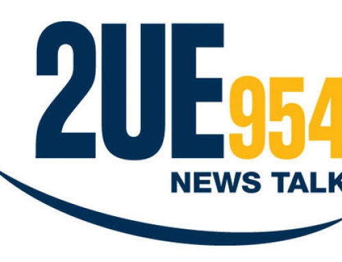 Listen to Matt Interviewed by 2UE Weekend Afternoon Host Clive Robertson
