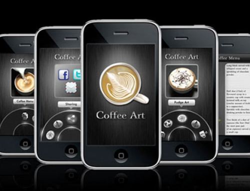 Coffee Art App Launched